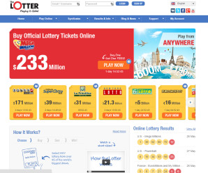 TheLotter: Best Choose For Buying Lottery Tickets Worldwide