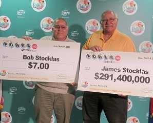 FLORIDA POWERBALL WINNER COMES FORWARD TWO DAYS AFTER WINNING $291 MILLION JACKPOT