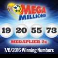 Mega Millions jackpot won again on the 8th!