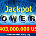 Powerball jackpot increases to $403 million