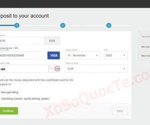 How To Create A Neteller E-Account For Immediate Use ?