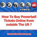 How To Play US Powerball from Outside The US