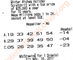 How To Play US Mega Millions from Outside The US