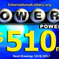Powerball jackpot now grows to $510 million: Try your luck ?