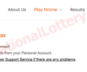 How to safely sign up for a Lotto Agent account ?