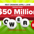 Powerball  Lottery  Draw Results Of 28/03/2018