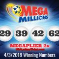 Mega Millions Lottery Draw Results Of 04/03/2018: No lucky player becomes Dollar Millionaire