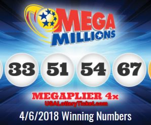 Mega Millions Lottery Draw Results Of 04/06/2018: No lucky people win the Grand Jackpot