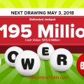 Powerball Lottery Draw Results Of 28/04/2018: There is one Lucky Player Becoming Millionaire