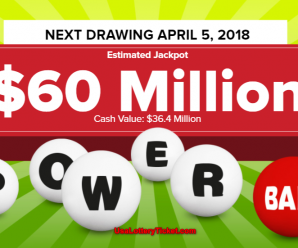 Powerball  Lottery  Draw Results Of 03/31/2018: There are 3 Lucky Players Becoming Millionaires