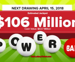 Powerball Lottery Draw Results Of 11/04/2018: One Lucky Player Become Millionaire Quickly