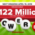 Powerball  Lottery  Draw Results Of 14/04/2018: There is one Lucky Player Becoming Millionaire