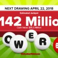 Powerball Lottery Draw Results Of 04/18/2018: Up to 5 Lucky Players Becoming Millionaires