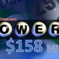 The Powerball Jackpot Continue to rise significantly, reaching $158 million