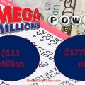 US Mega Millions Jackpot rolls over $100 million and Powerball Jackpot goes up to $200 million