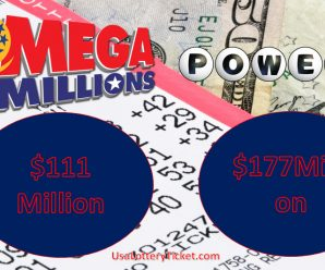 US Mega Millions Jackpot rolls over $100 million and Powerball Jackpot goes up to $200 million