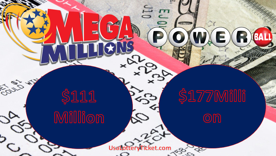 internationallottery.org-US Mega Millions Jackpot rolls over $100 million and Powerball Jacpot goes up to $200 million
