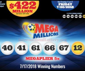 Mega Millions Jackpot Surges to $422 million: The best time to try your luck !