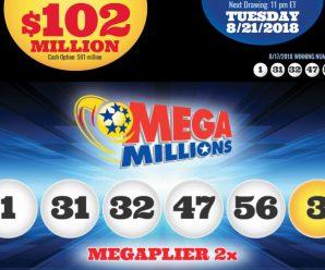 Mega Millions rises to $102 million: The big game begins!