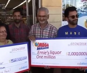 Santa Clara Co. Office Pool Claims $543M Mega Millions Jackpot!