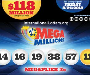 Mega Millions Jackpot Jumps to $118 Million Dollars