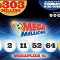 Mega Millions Jackpot Jumps to $303 MILLION: Try Your Luck!