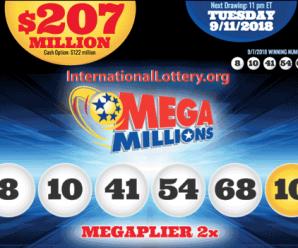 Mega Millions lottery jackpots soar past $200 million