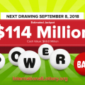 Powerball numbers for Sep. 5; jackpot increases to $114 million