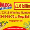 A Single Lucky Ticket Win Record Mega Millions Jackpot at $1.537 Billion