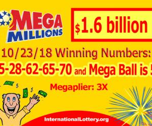 A Single Lucky Ticket Win Record Mega Millions Jackpot at $1.537 Billion