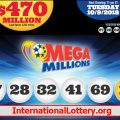 The prize jumps to an estimated $470M: Mega Millions is getting hotter!
