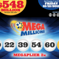 Mega Millions rises to $548M: The third largest jackpot in Mega Millions history