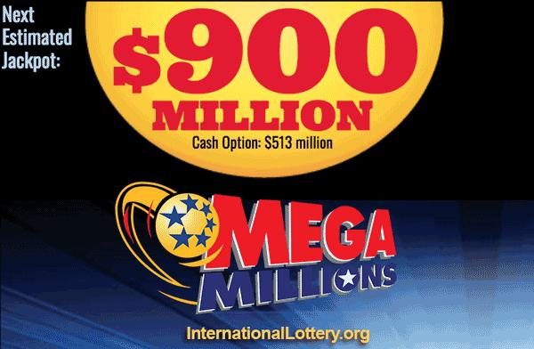 mega millions jackpot 900 million