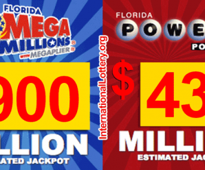 Powerball, Mega Millions jackpots combined now over $1.3 billion: Get it!!!