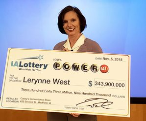 The Daughter of a Vietnam Veteran Just Won $343.9 Million in the Powerball
