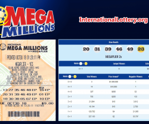 A Michigan Woman With Golden Hand Get $2 Million On October 30, 2018 Mega Millions Drawing