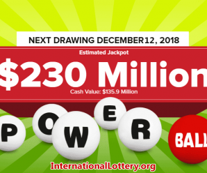 Powerball Jackpot Hits $230 Million – Chasing Mega Millions' $245 Million Prize