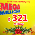 Mega Millions jackpot rises to $321 million, Who will get lucky this Christmas?
