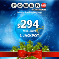 Jackpot Powerball $294 million was owned; Real-life miracle after Christmas Eve