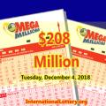 2 Millionaires and Mega Millions Jackpot Rises To $208 Million