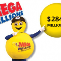 5 Millionaires on December 14. 2018, Mega Millions soars to $284 Million
