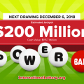 No Jackpot Winner, Powerball jackpot hits $200 million