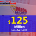 Mega Millions heats up as jackpot grows to $125 millions