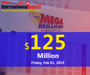 Mega Millions heats up as jackpot grows to $125 millions