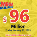 Megaplier 5X appeared – Mega Millions climbs to $96 million