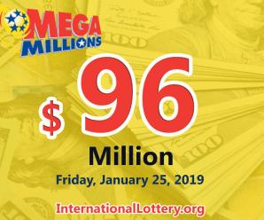 Megaplier 5X appeared – Mega Millions climbs to $96 million