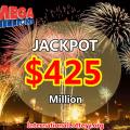 Jackpot $425 million has Owner – Mega Millions starts 2019 with many big prizes