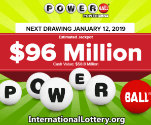 Two man became millionaire; Jackpot $96 million Powerball is waiting owner