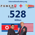 Total value of Powerball and Mega Millions jackot surpassed half of billion dollar before Trump – Kim summit in Hanoi, Vietnam