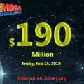 Mega Millions results for 19/01/12: One man from New York won $1 million